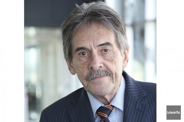 Le directeur général de la SODEB, Michel Brisson,... (photo archives La Voix de l'Est)