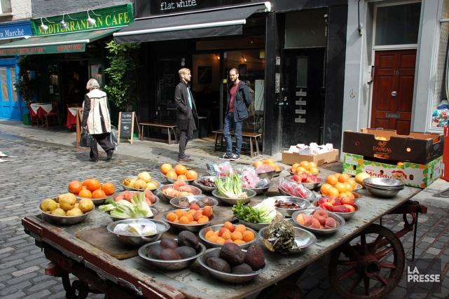 Le marché Berwick.... (PHOTO ISABELLE GONTHIER, LA PRESSE)
