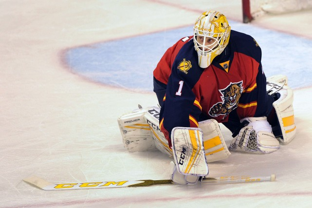 Roberto Luongo... (PHOTO ARCHIVES USA TODAY)