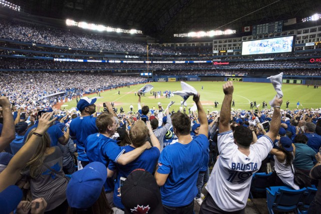 Les Blue Jays ont mis fin à une... (PHOTO PC)