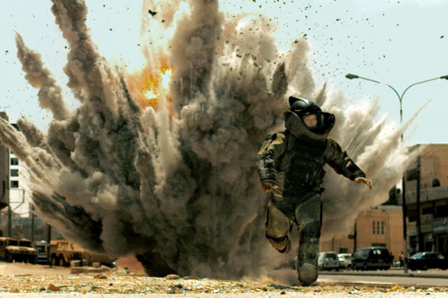 Une scène du film The Hurt Locker.... (SUMMIT ENTERTAINMENT)