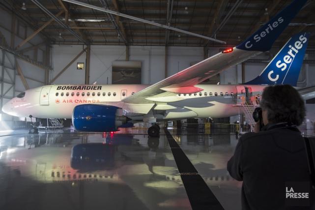 Lacommande d'Air Canada, annoncée mercredi, prévoit également des... (Édouard Plante-Fréchette, La Presse)