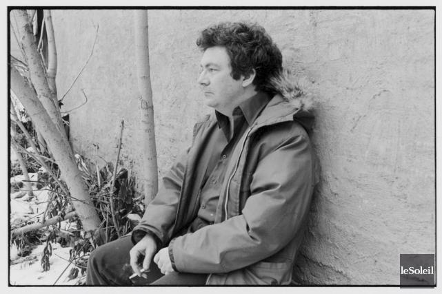 Claude Jutra en 1976... (Photothèque Le Soleil)