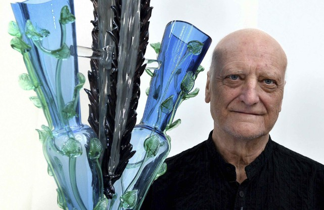 L'architecte Boris Sipek était un grand artiste du... (Archives AP, Katerina Sulova)