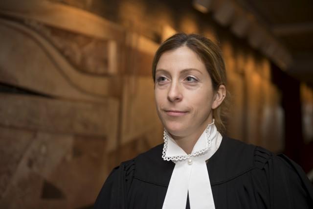 Stéphanie Landry est la procureure de la couronne... (Spectre, Jessica Garneau)