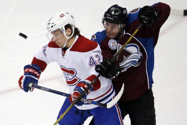 Relisez le clavardage du match Canadien-Avalanche avec notre journaliste... (PHOTO AP)