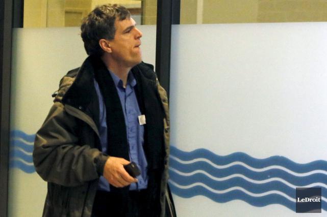 L'ex-directeur général du Club aquatique de l'Outaouais, Gilbert... (Simon Séguin-Bertrand, LeDroit)