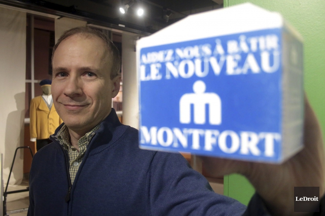 Jean Yves Pelletier a dévoilé les trouvailles qu'il... (Etienne Ranger, LeDroit)