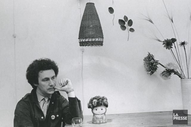 Le cinéaste Claude Jutra... (archives La Presse)