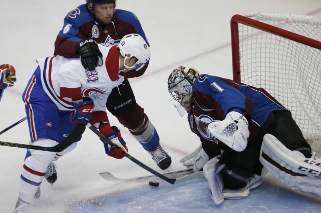 Le Canadien joue mal, et il perd. Et lorsqu'il dispute un match de qualité,... (Photo Presse Canadienne)