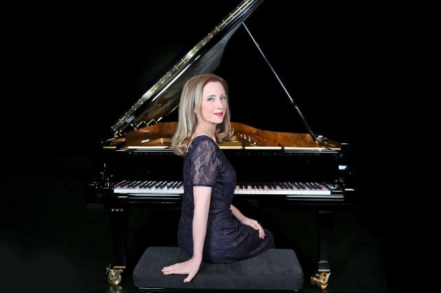 La pianiste Anne-Marie Dubois sera de retour sur... (Photo fournie)