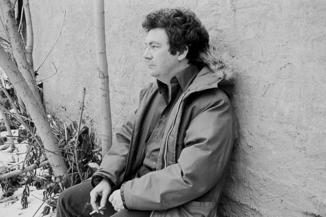 Claude Jutraphotographié le 10 décembre 1976.... (PHOTO ARNAUD MAGGS, FOURNIE PAR BIBLIOTHÈQUE ET ARCHIVES CANADA)