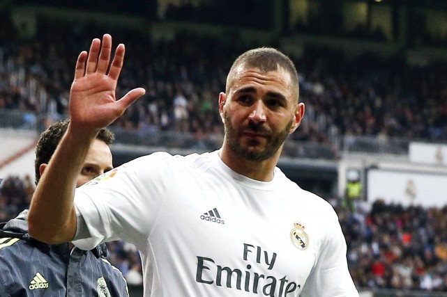 Karim Benzema... (PHOTO ARCHIVES REUTERS)