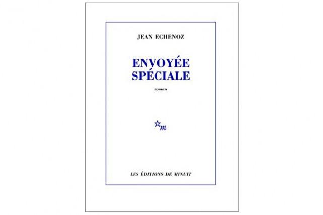 Très attendu de l'autre côté de l'Atlantique, le nouveau roman de Jean Echenoz...