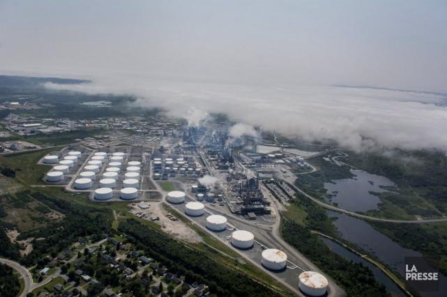 Le projet Énergie Est a pour but d'acheminer... (Photo Aaron McKenzie Fraser, Archives Bloomberg)