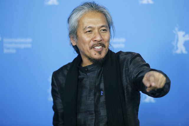 Lav Diaz... (PHOTO REUTERS)