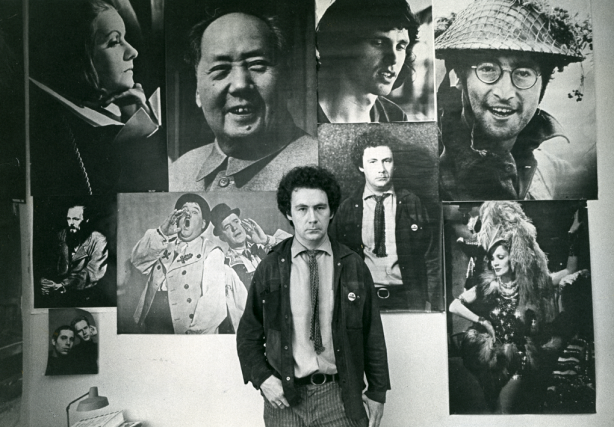 Claude Jutra est né le 11 mars 1930... (PHOTO ARCHIVES LA PRESSE)
