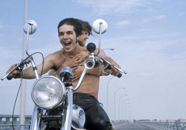 Wow, de Claude Jutra (1969)... (IMAGE TIRÉE DU FILM WOW)