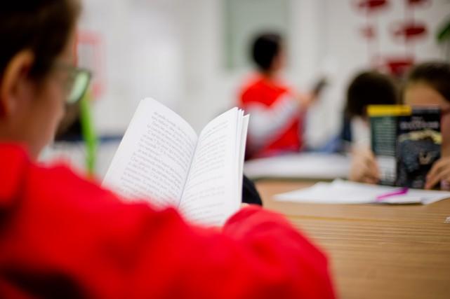 «Les vraies affaires en éducation, c'est encore le... (Archives, La Presse)