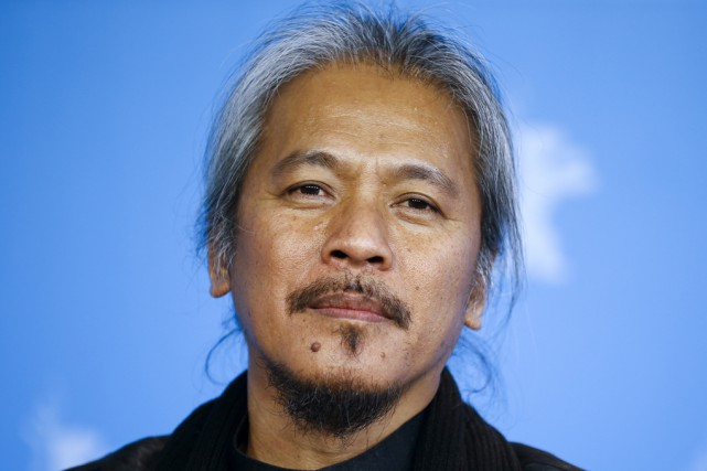 Le réalisateur philippin Lav Diaz avait promis que... (Associated Press)