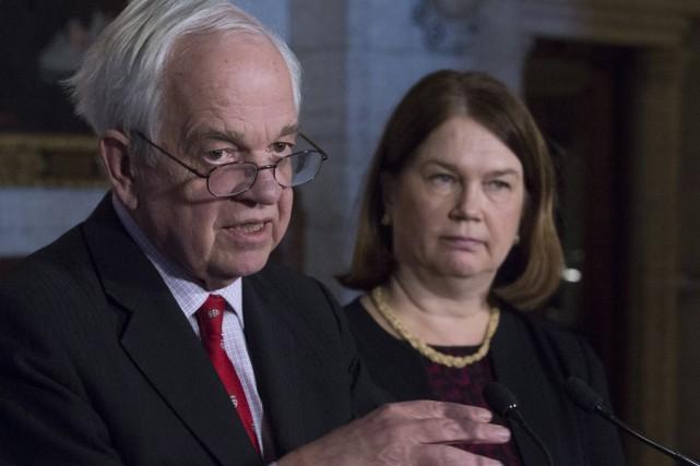 Le ministre de l'Immigration, des Réfugiés et de... (La Presse Canadienne)