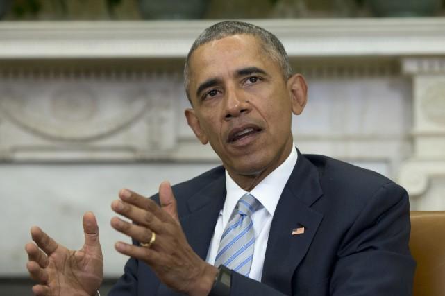 Barack Obama a confirmé jeudi sa visite à... (Archives AP, Carolyn Kaster)