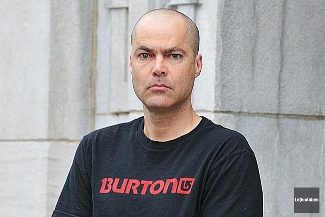 Le Chicoutimien Éric Lefebvre devrait être déclaré délinquant... (Archives Le Quotidien)