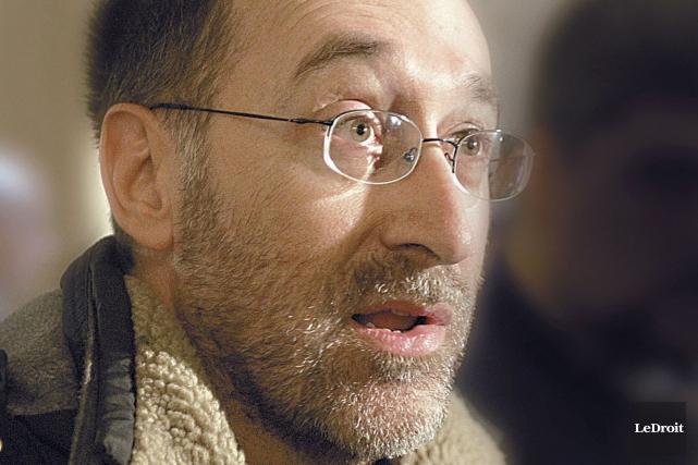 Le professeur de physique Denis Rancourt a été... (Archives LeDroit)