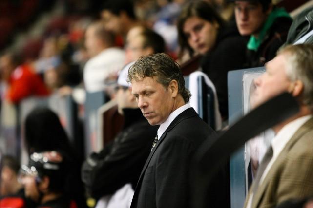Ancien entraîneur-chef de la formation de Sorel dans... (Photo tirée de www.sorel-tracyexpress.ca)