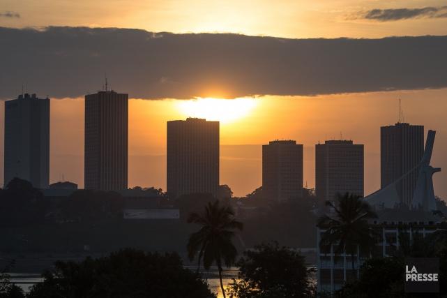 Le maire Sévigny sera à Abidjan en Côte... (Archives, La Presse)