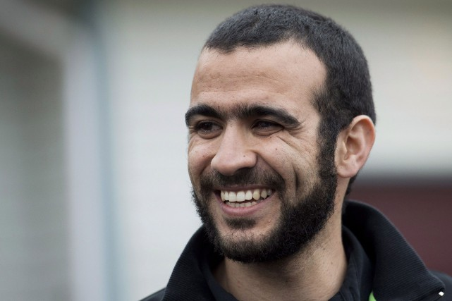 Omar Khadr... (Archives La Presse canadienne)