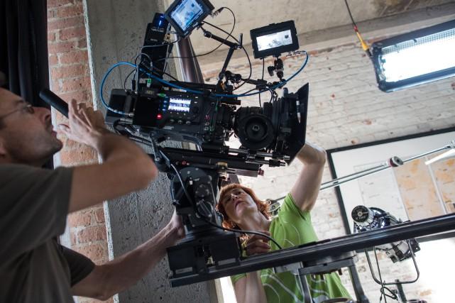 L'entreprise montréalaise Mediabiz tente d'attirer des séries télé... (PHOTO EDOUARD PLANTE-FRéCHETTE, LA PRESSE)