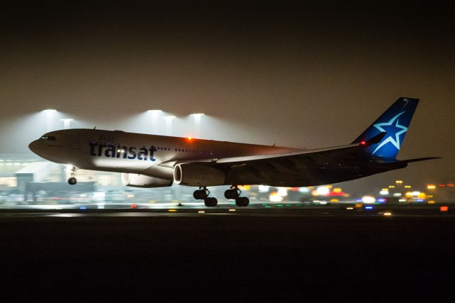 La convention collective des pilotes d'Air Transat est... (Photo fournie par Air Transat)
