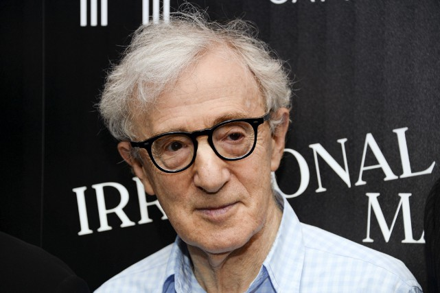 La nouvelle comédie romantique de Woody Allen se... (Archives AP)