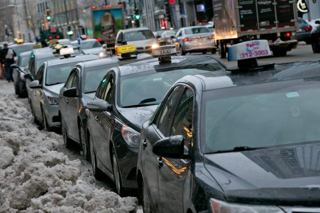 «En 2020, les transports adaptés devraient atteindre 4,3... (PHOTO DAVID BOILY, LA PRESSE)