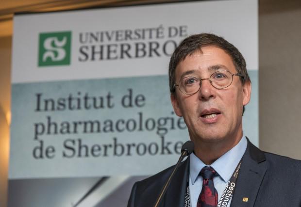 Jean-Pierre Perreault est vice-doyen à la recherche et... (Spectre Média, Frédéric Côté)