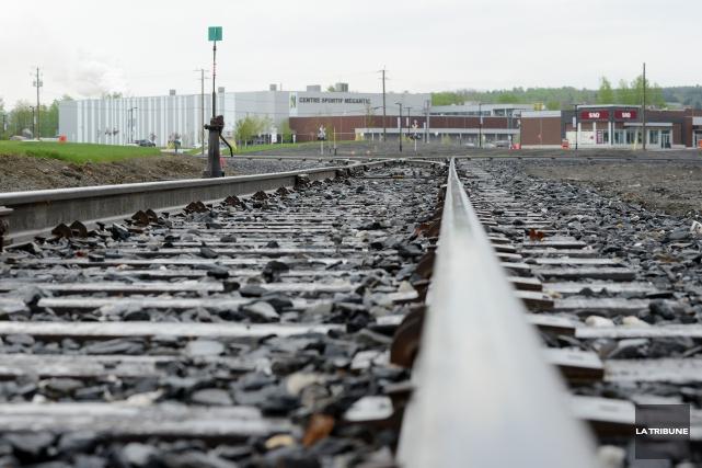 La catastrophe ferroviaire du 6 juillet 2013 de Lac-Mégantic avait été... (Archives, La Tribune)