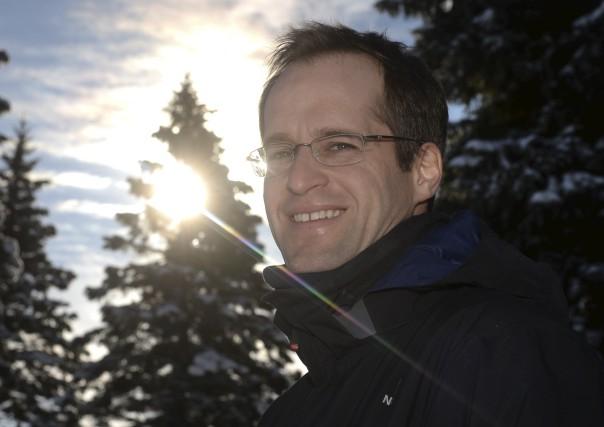 Le professeur Mark Vellend étudie les effets du... (Spectre Média, Maxime Picard)