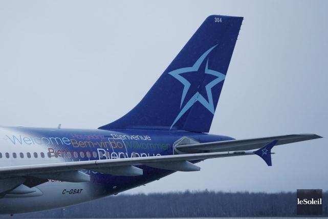 Une grève des pilotes pourrait être déclenchée dès... (Photothèque Le Soleil, Yan Doublet)