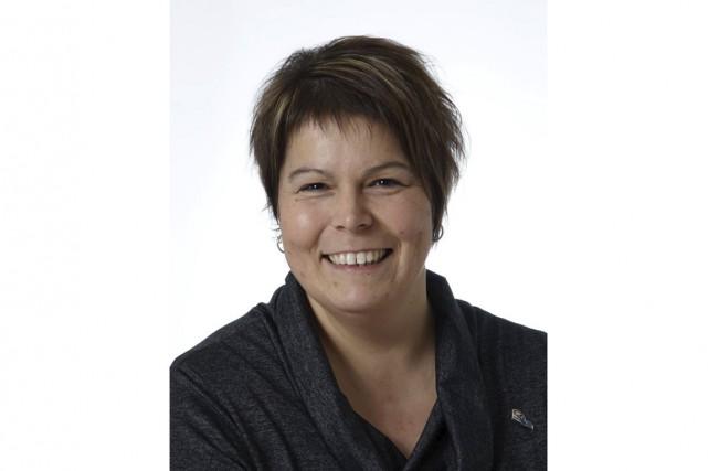La nouvelle mairesse de Saint-Stanislas, Lise Déry.... (Facebook)
