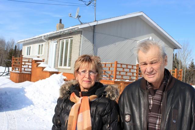 Sheila Grant et Michel McInnis assurent que l'offre... (Photos collaboration spéciale, Gilles Gagné)