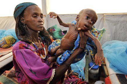 La malnutrition affecte toujours 156 millions d'enfants de... (Archives AFP)