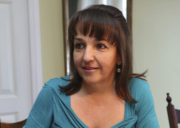 Suzanne Boutin a subi les contrecoups des faillites... (photo Janick Marois)