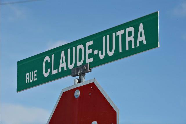 L'ancienne rue Claude-Jutra à Québec pourrait, dès la fin du mois, prendre le... (Le Soleil, Patrice Laroche)