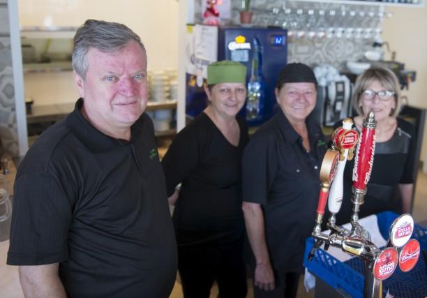 Le restaurateur Dragan Popara met beaucoup d'énergie pour... (Spectre Média, Julien Chamberland)