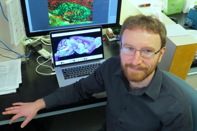 Le chercheur au Centre universitaire de santé McGill,... (PHOTO FOURNIE PAR TODD FARMER)