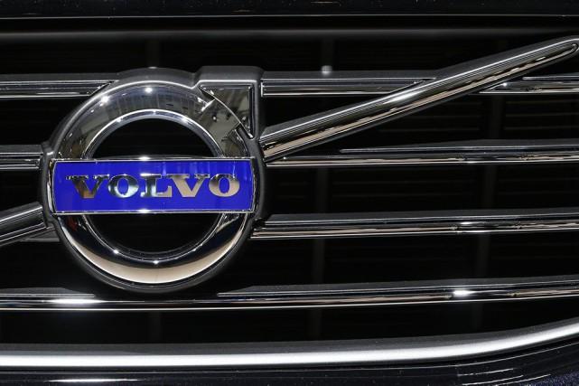 Le constructeur automobile suédois Volvo Cars a indiqué samedi qu'il rappelait... (PHOTO YVES HERMAN, ARCHIVES REUTERS)