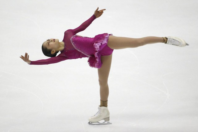 Satoko Miyahara... (PHOTO WALLY SANTANA, AP)
