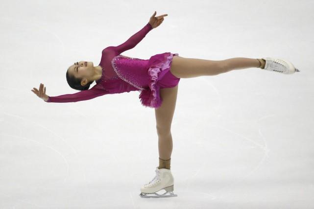 Satoko Miyahara... (PHOTO WALLY SANTANA, AP)