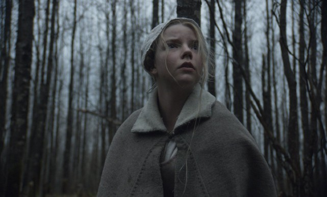 Anya Taylor-Joy dans le film The Witch.... (Photo fournie par A24/Remstar)